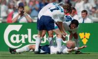 1996 UEFA European Championships England v Scotland