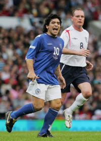 Soccer Aid Unicef and ITV Football Match
